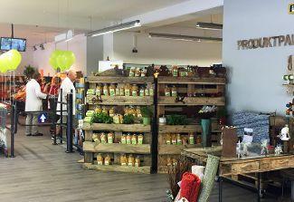 City-CAP-Markt in Landsberg: Wiedereröffnung nach Renovierung