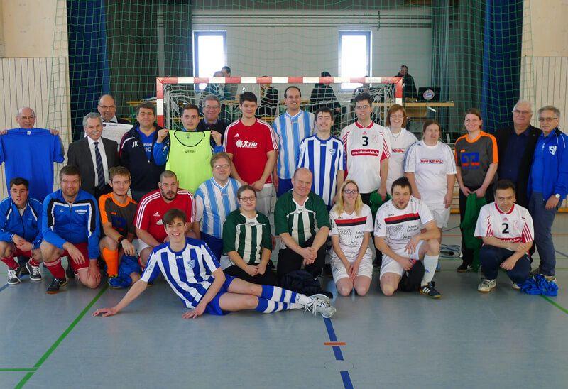 5. inklusives Benefiz-Fußballturnier für AH-Mannschaften in Hurlach