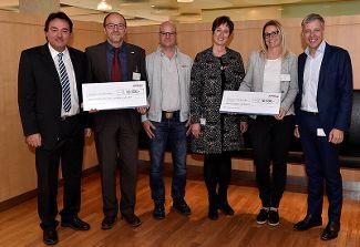 Rational AG spendet uns 10.500 Euro