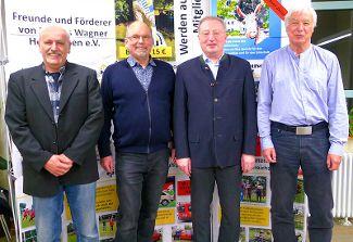 Mitgliederversammlung unseres Fördervereins: Viele positive Entwicklungen