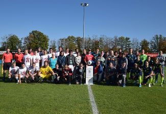 Spannender Fußball-Nachmittag in Landsberg