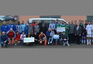 7. Inklusives Benefiz-Fußballturnier für AH-Mannschaften in Hurlach