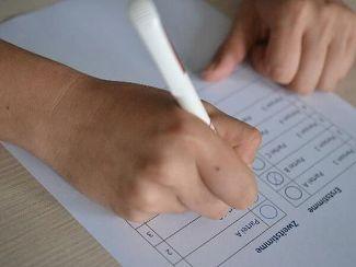 Informationen zur Bundestagswahl in Leichter Sprache